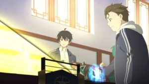 The Daily Life of the Immortal King: 1×3