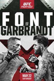 UFC Fight Night 188: Font vs. Garbrandt