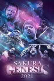NJPW Sakura Genesis 2021