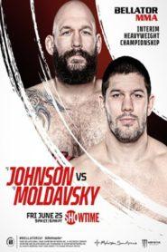 Bellator 261: Johnson vs. Moldavsky