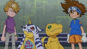 Digimon Adventure:: 1×17