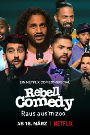 RebellComedy: Straight Outta the Zoo